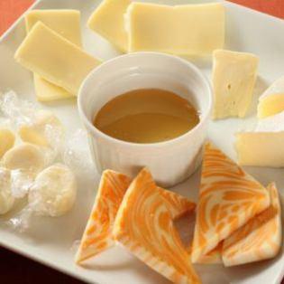 치즈 모듬