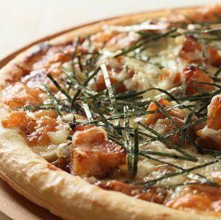 照焼きチキンピザ