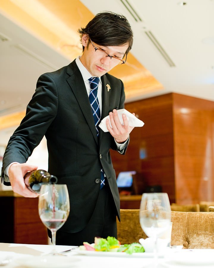 Profumo di stagione ~ Enjoy the marriage with the aroma of the season ★ Sommelier careful selection wine course 3,500 yen