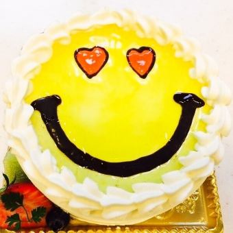 【net予約ok☆】【配達可能☆】キャラクターデコレーションケーキ 4号3100円~