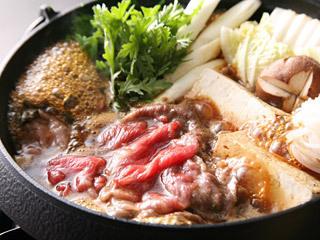牛すき焼き鍋 1人前