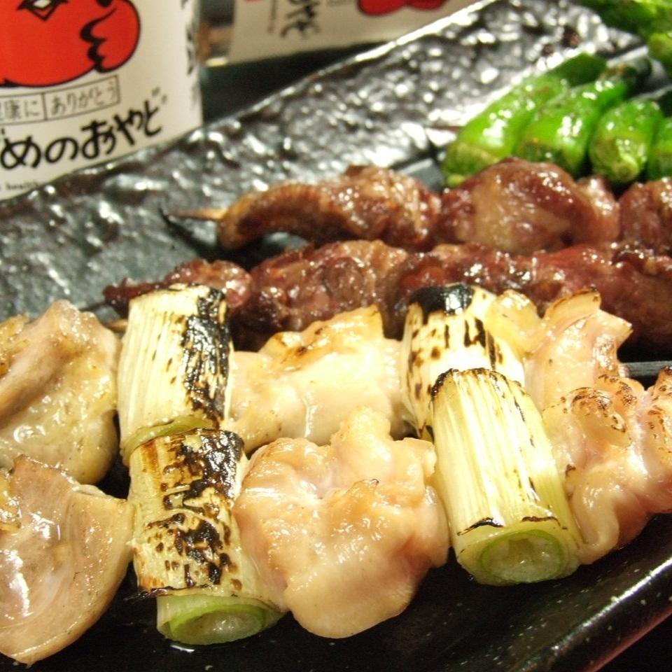 鶏 ねぎま串