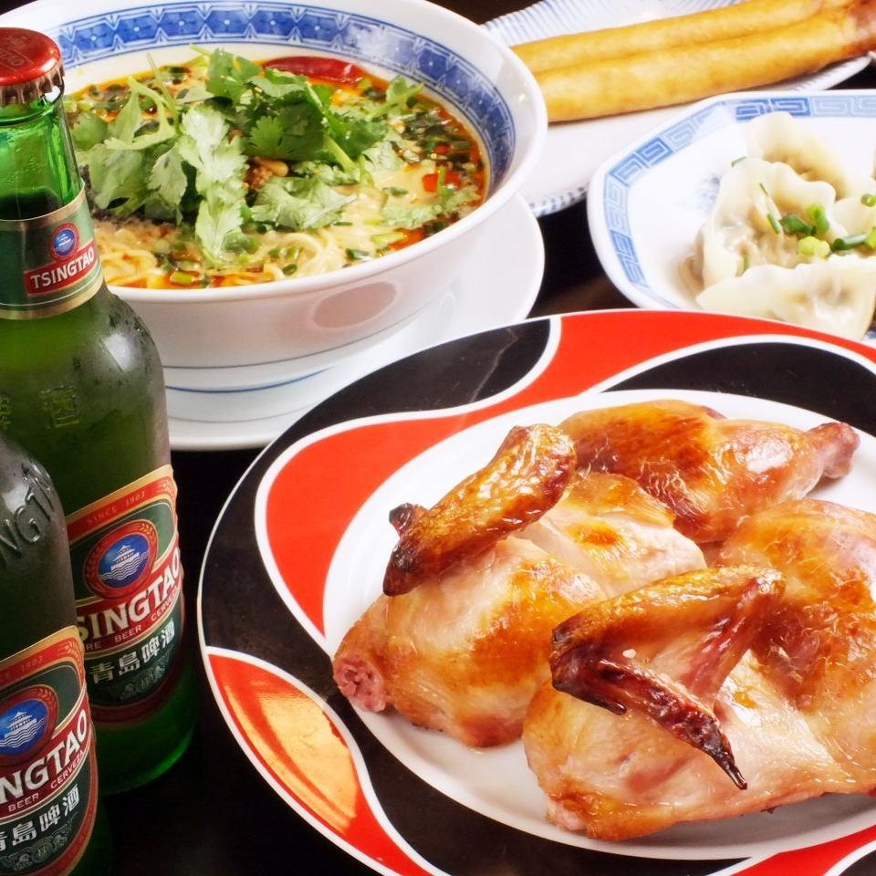 溢れる異国情緒のなか、季節の野菜をたっぷり使ったヘルシーな料理をご堪能ください。