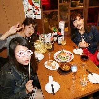 【Table】 Women's Association warmly welcomes ♪ Photo Props etc We are preparing!