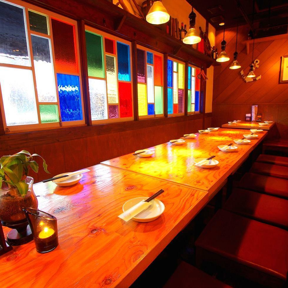 【Front Floor】 Company banquet, launch, party ◎ Layout is free!