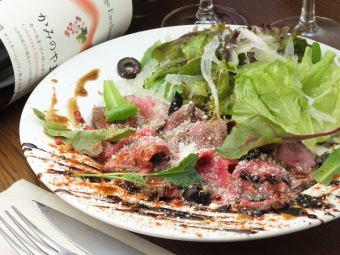 일본 흑소의 허벅지 살 타리 아타