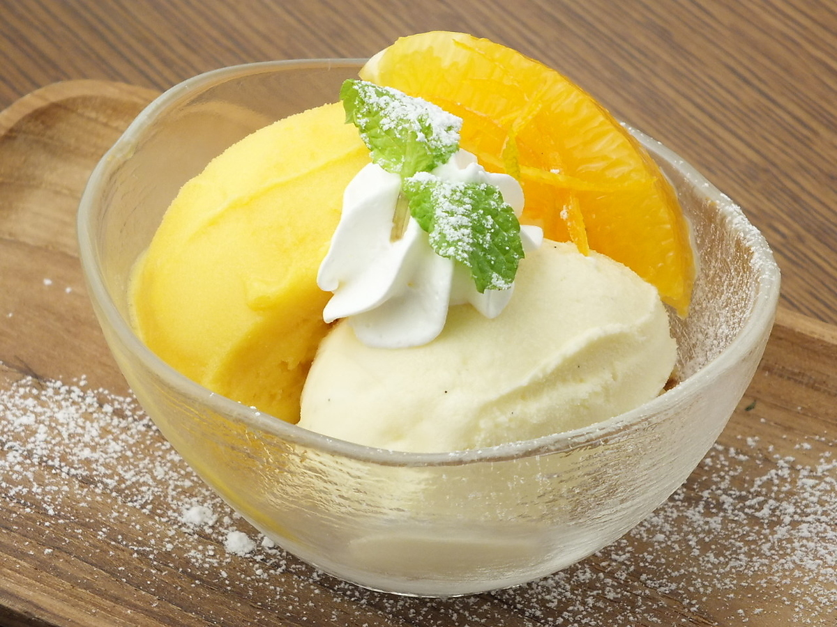 Today's ice cream