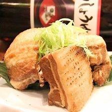 豚の白醤油角煮