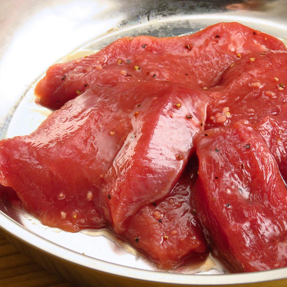 Salt sauce Tamami beef tongue