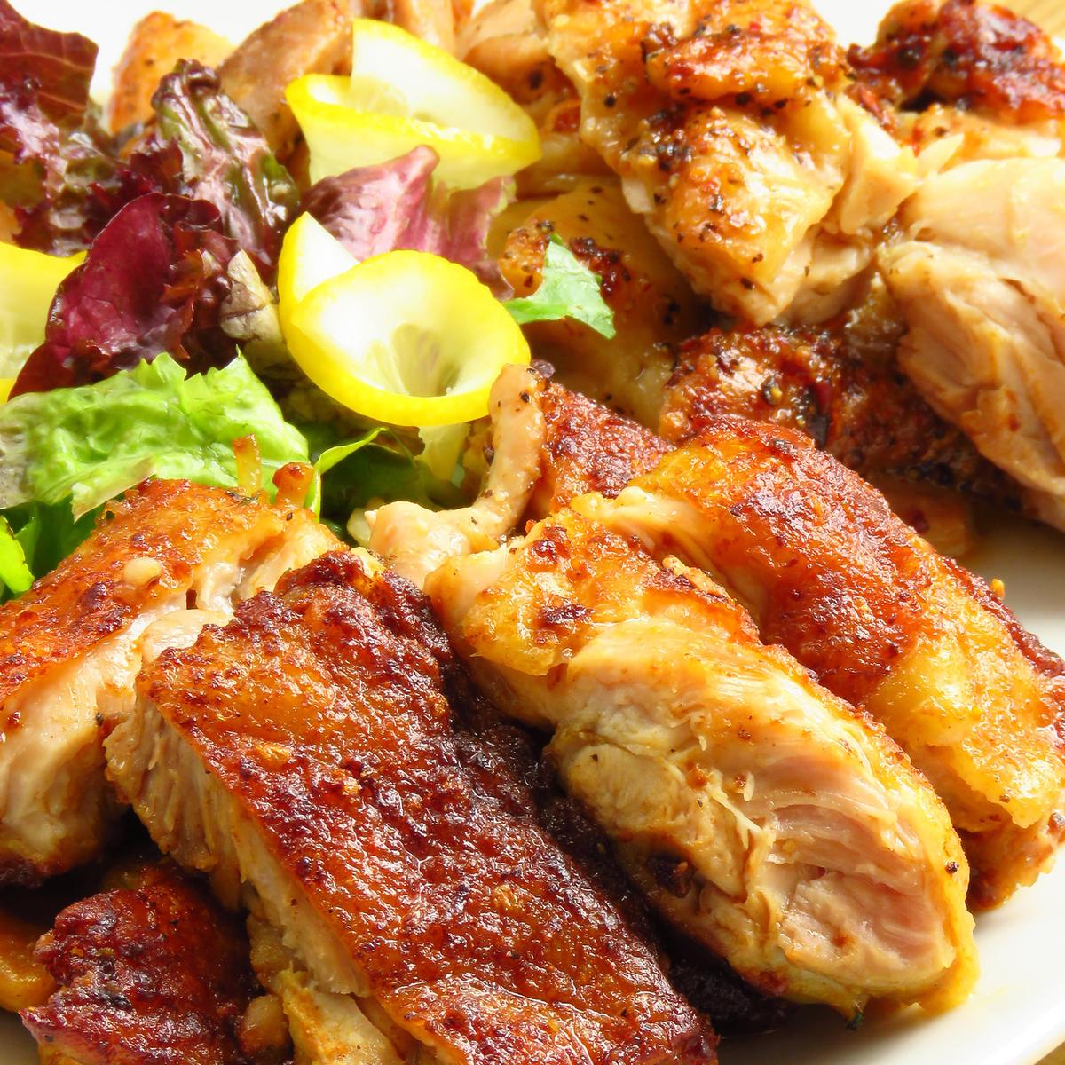 Chicken peach meat variety