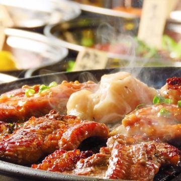 焼き肉😍もつ鍋