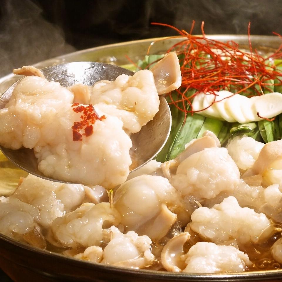 北海道牛毛蓬松的火锅