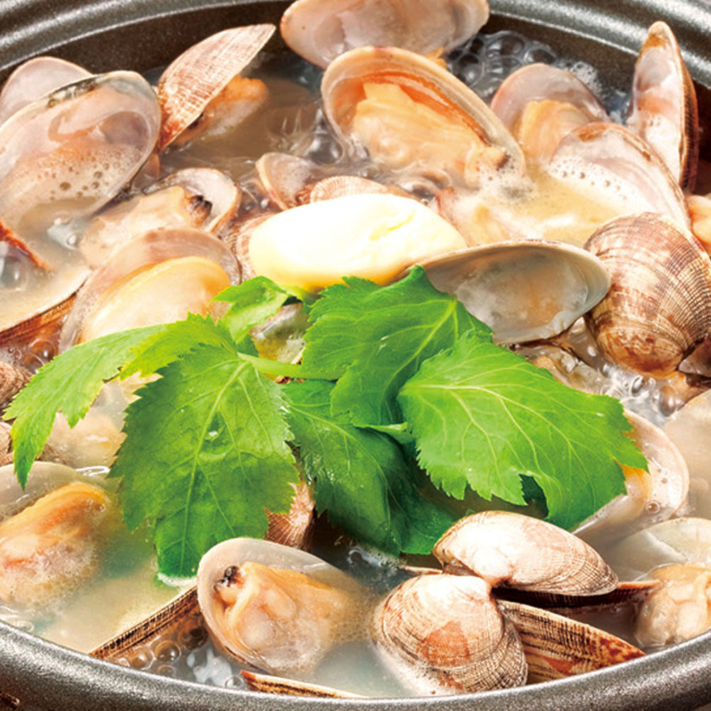 Clams butter