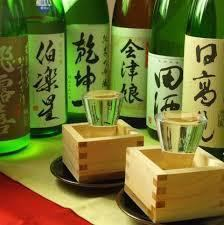 "【1800 yen】 ""Including Sake & Selected Shochu"" (Over 120 species) 【All-you-can-drink premium】 + 2 hours only Reserved"