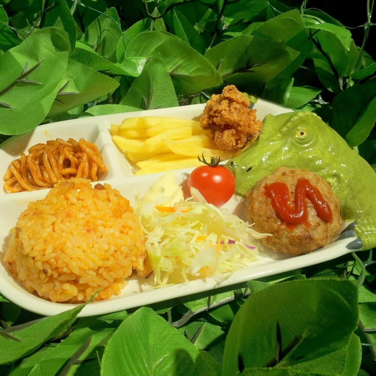 Chibikko Ranger Lunch