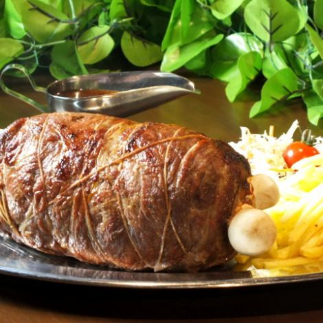 Dinosaur specialties 【ancient meat dishes】 (2 ~ 3 servings required) Reservation required