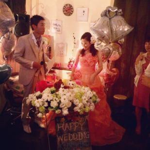 【新娘计划☆15人】3.5 H装!使用投影仪全部畅饮7件物品是4000→3500日元
