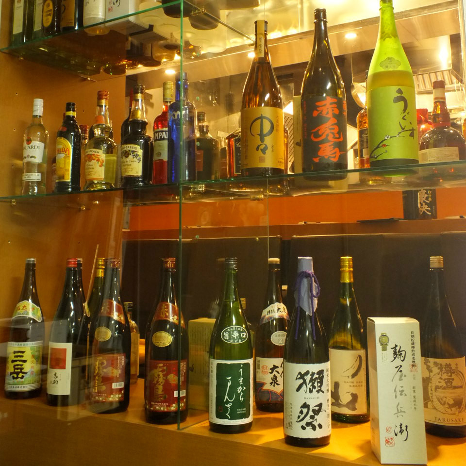 Alcohol for appreciating! 【Honhachiman Honhachihata Station drinking all-you-can-have izakaya private birthday girls society】