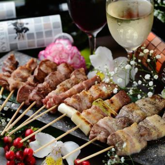 Skewers Assorted