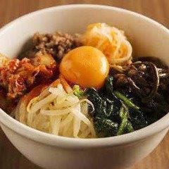 Hot.Grilled stone Yukke bibimbap
