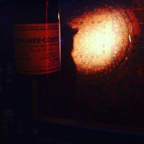 曼荼羅とワイン