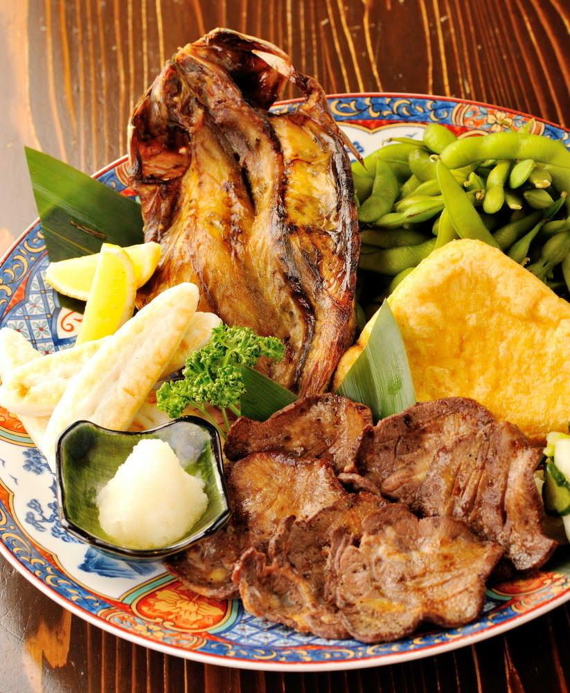仙台特產烤肉分類