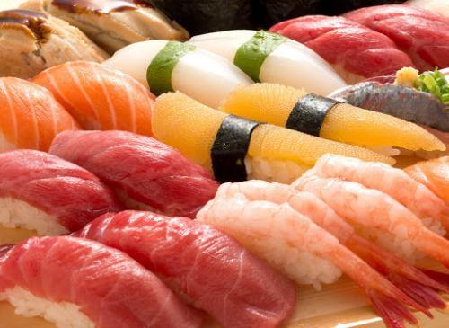 「お寿司」始めました