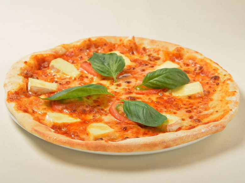 ☆ Premium pizza and smoked camembert cheese delicious SP Margherita