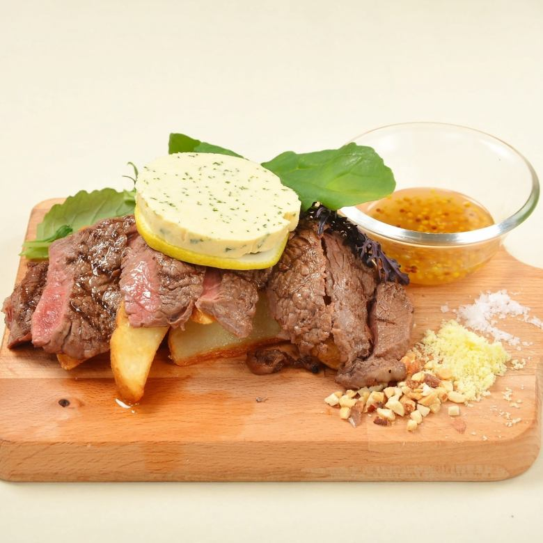 ★ (Sugimoto of meat × Zen zero) Recommend Aichi prefecture Owari beef red meat steak