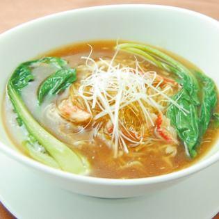 魚翅醬蕎麥