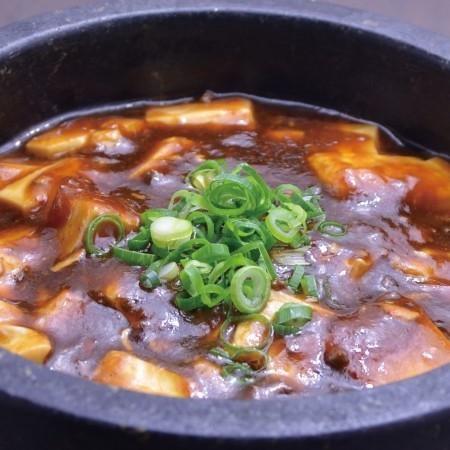 四川风味马博豆腐