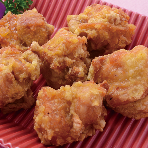 Deep-fried young chicken (5 pieces)