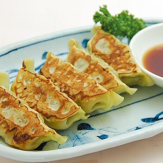黑猪肉饺子(5件)