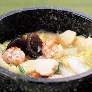 石烤海鮮鹽Ankakeokoge