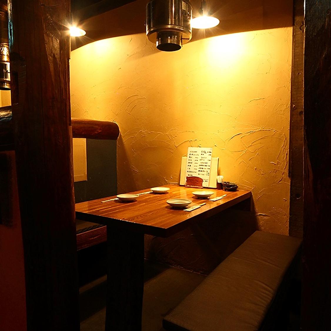 Half single room table seat!