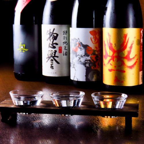 ◎日本酒・焼酎◎多彩なドリンク取り揃えております!