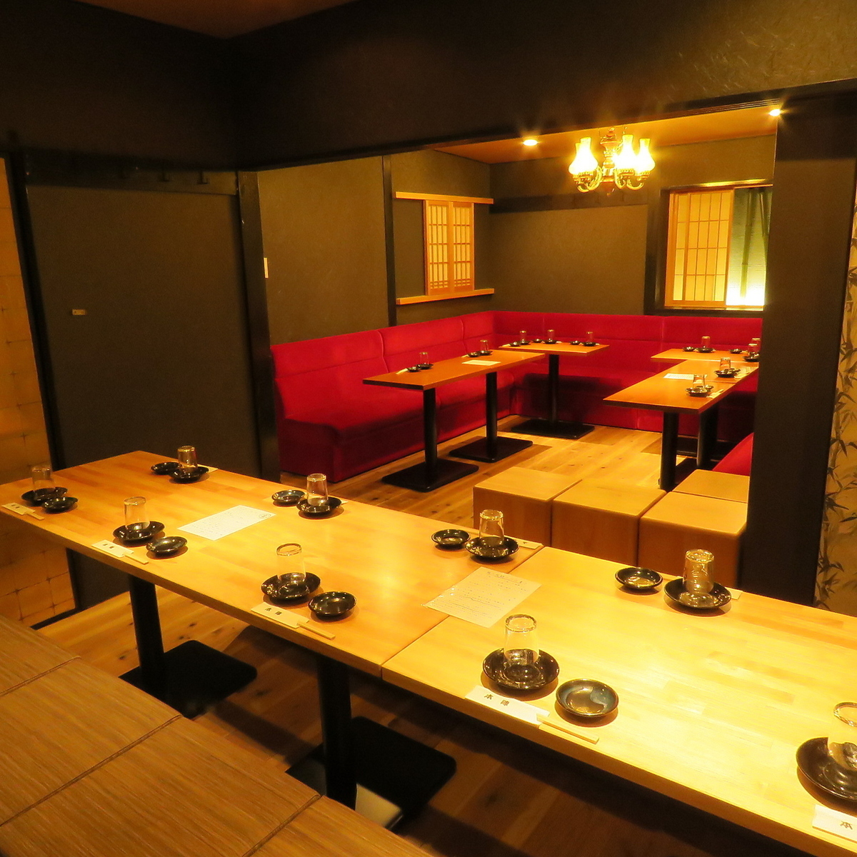 [Aoi]还有成人空间!可以吃晚餐和比较!