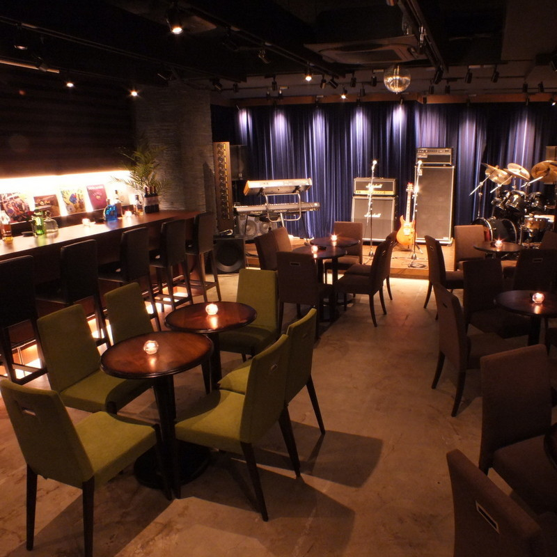 We can accommodate private parties for 20 people.We also recommend weddings second party, year-end party, launch, etc. for large banquets ★ We also lend instruments.Please do not hesitate to contact us ♪♪ 【Charged Banquet Wedding 2nd Order Party Women's Association Cocktail Akasaka Bar Wine Whiskey】
