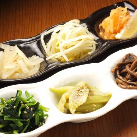风味蔬菜沙拉/番茄沙拉/什锦的namuru