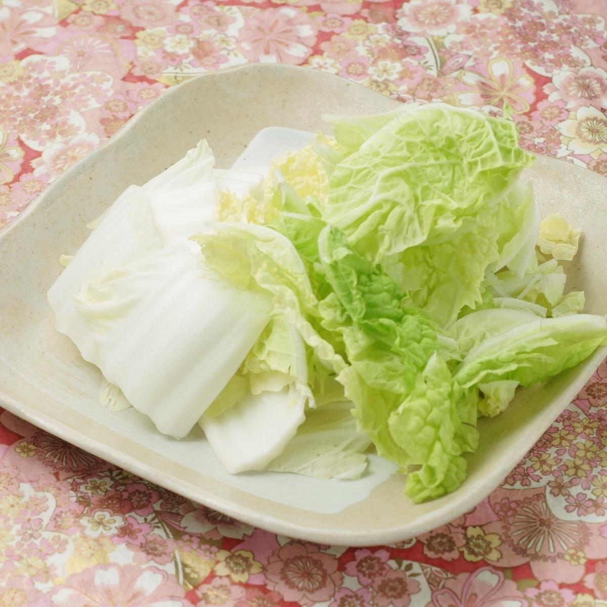 中国的白菜