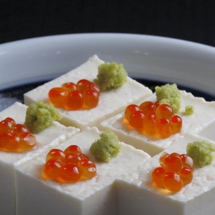 Cream cheese tofu