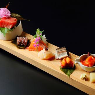Sake assorted 7 varieties (2 sticks)