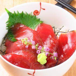 金枪鱼回一碗腌