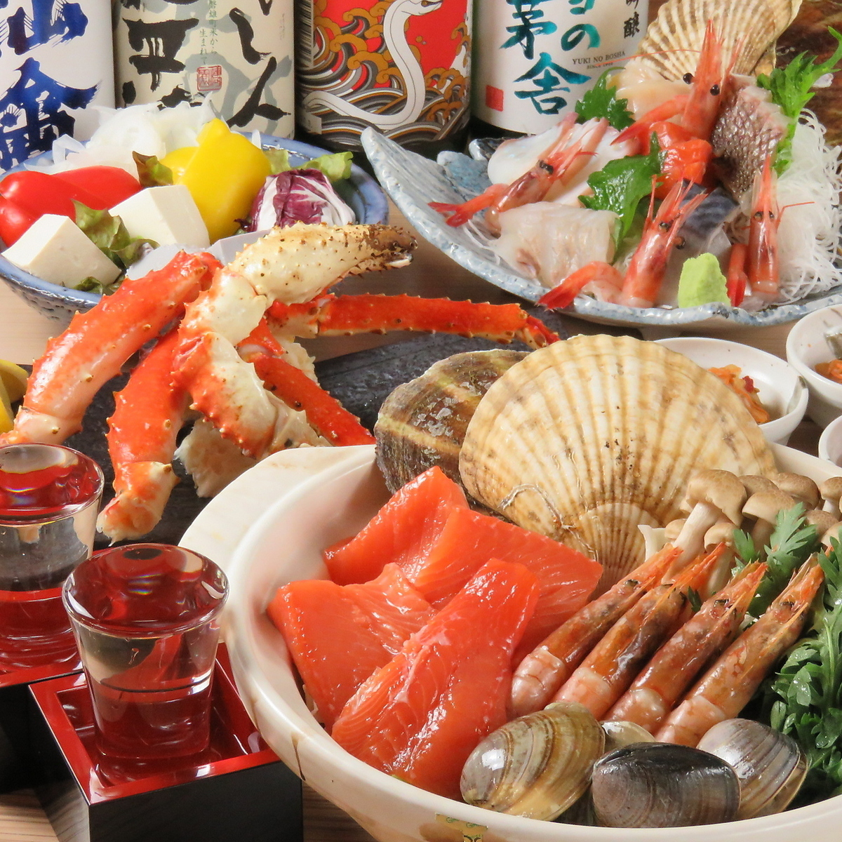 【Banquet course 4000 yen ~】 All 9 items including oven baked goods + 2H with all you can drink ☆