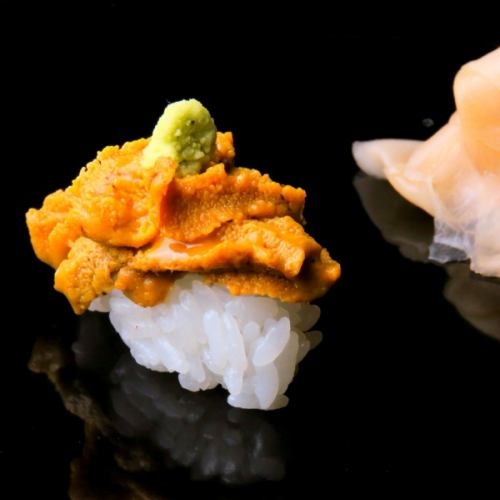 ■ Sushi Party [2H Drinking and Drinking] All 8 items 7000 yen (excluding tax) - Top grasp with Ekimoni 5 pen / baked goods / 3 rice branches / dessert etc. -