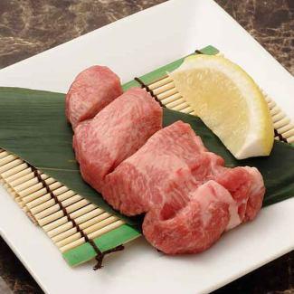 大トロ牛タン(1枚)