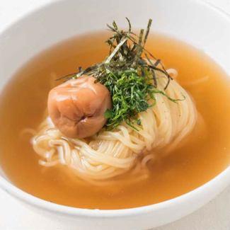梅しそ盛岡冷麺