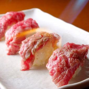 烤牛肉寿司
