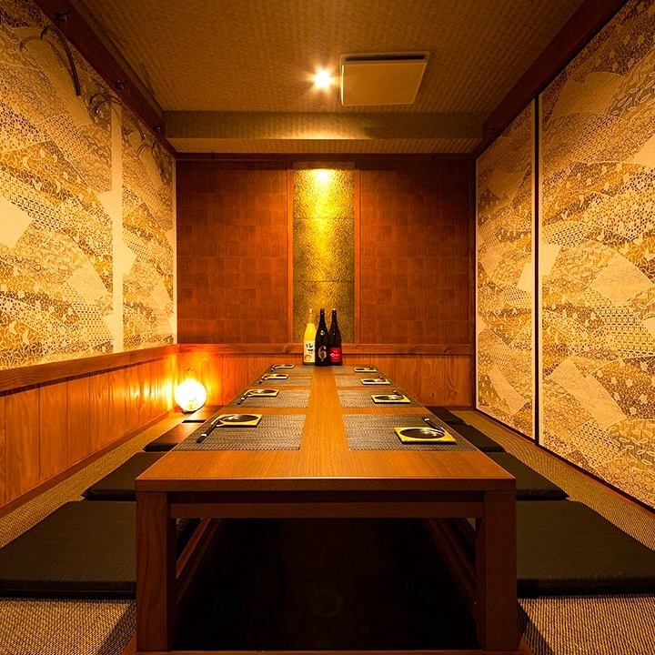 All-seats digging tatami mat room ♪ Large banquet is OK! Lunch party is also available ♪