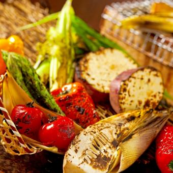 Today's furnace end vegetable assorted three kinds of five species, seven species